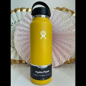 NEW Hydro Flask 40 ounce Wide Mouth